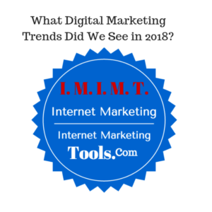 What Digital Marketing Trends Did We See in 2018_